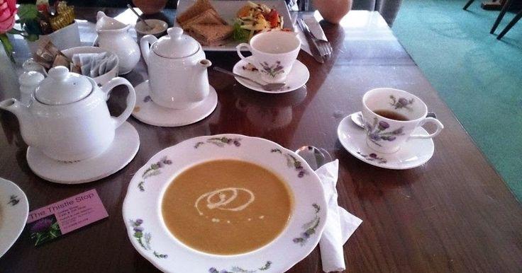 Smakelijke Schotse soep van bacon en linzen. Ook prima zoutarm en vegetarisch te bereiden.