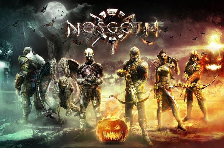 Nosgoth  онлайн шутер от третьего лица
