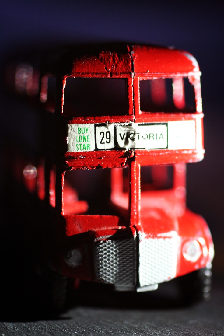 London bus toycar