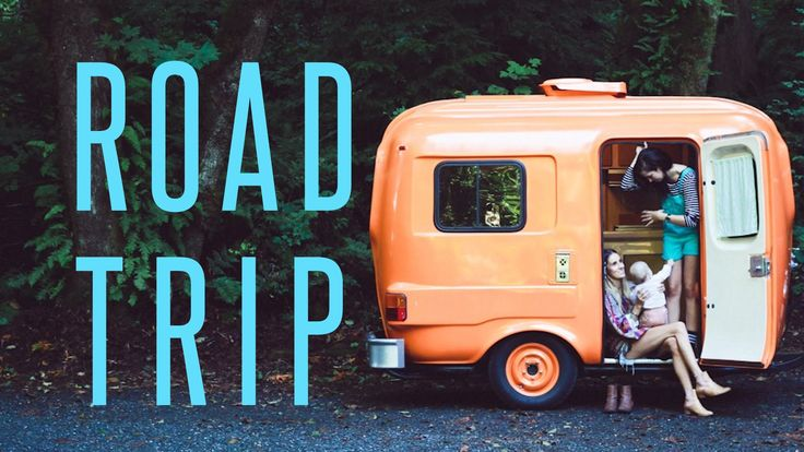 Road Trip around Washington State // A Month of Escape with Oldschool Tr...