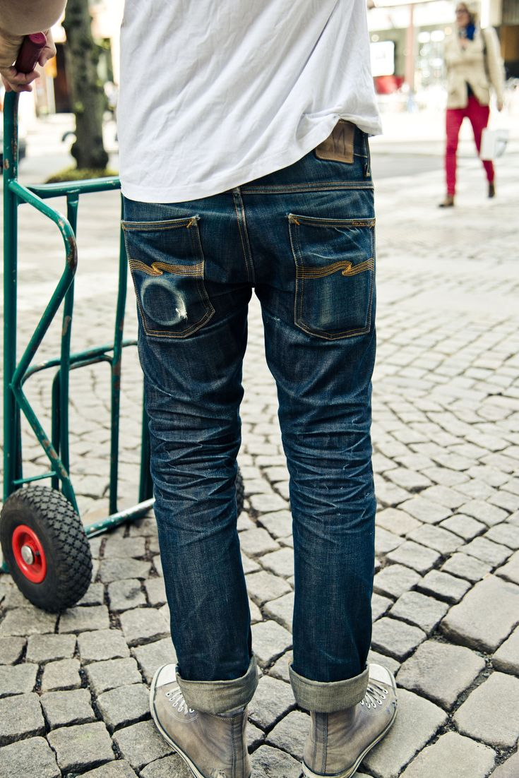 NUDIE JEANS sneakers fashion men tumblr Style