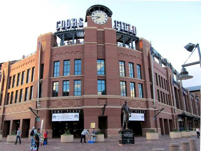 Are Ground Ball Pitchers Actually Effective in Coors Field? | Sports Insights