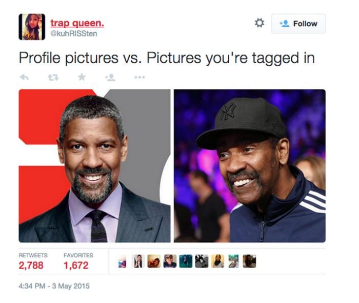 """Playtime is over. Denzel Washington knows all about that """"Uncle Denzel"""" meme and he is not amused."""