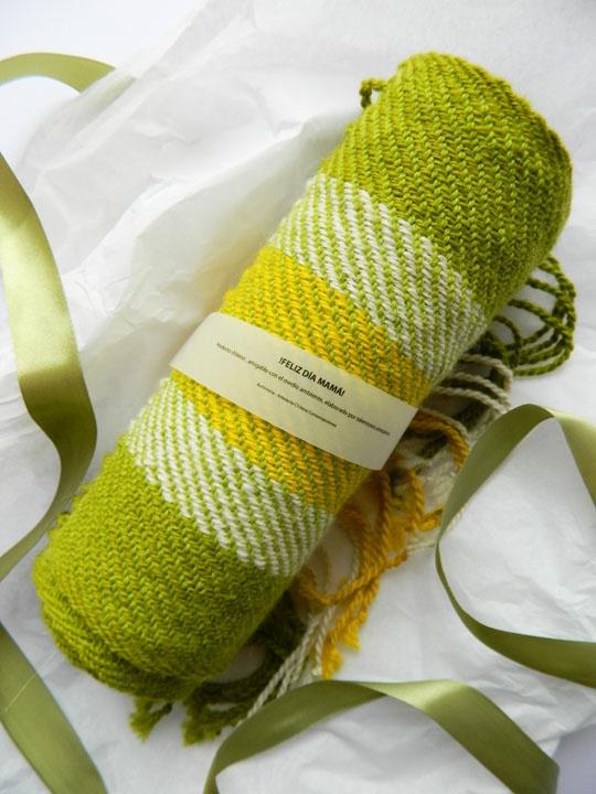baby alpaca scarf #handcraft    www.autoctonachile.com