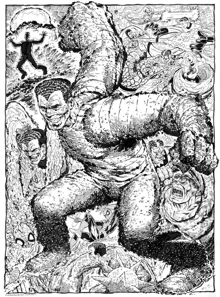 Sandman by John Byrne