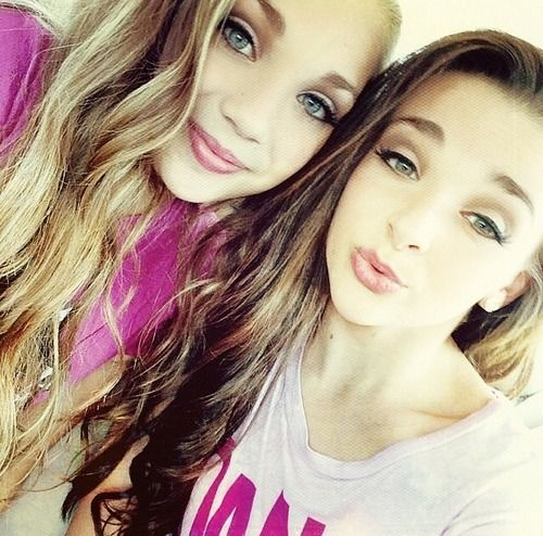 Dance Moms Kendall and maddie are modeling for cici today. THEY ARE RIDICULOUSLY BEAUTIFUL!!! I'm 19 and I'm so jealous