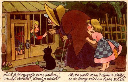 Freddie Langeler Hansel and Gretel
