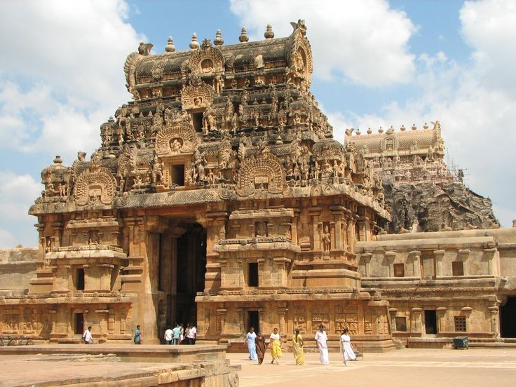 Brihadeeswarar Temple, Thanjavur, Tamil Nadu