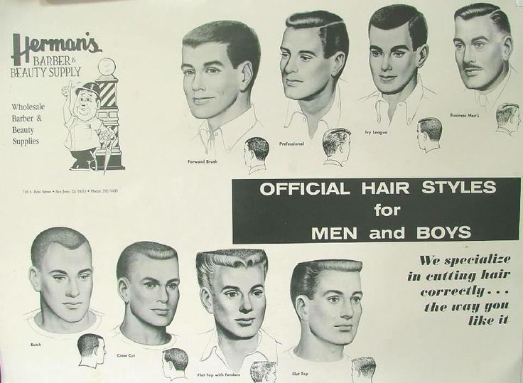 Hair... the way you like it. http://earth66.com/vintage/hair-way-like/