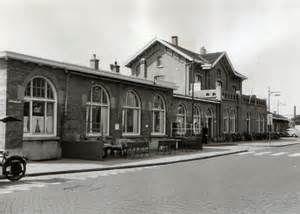 Helmond (Noord Brabant ), Nederland. Station Helmond (Toen het 1ste en enigste ).