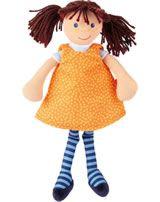 Sigikid Puppe Sigidolly mit orangenem Kleid 40934