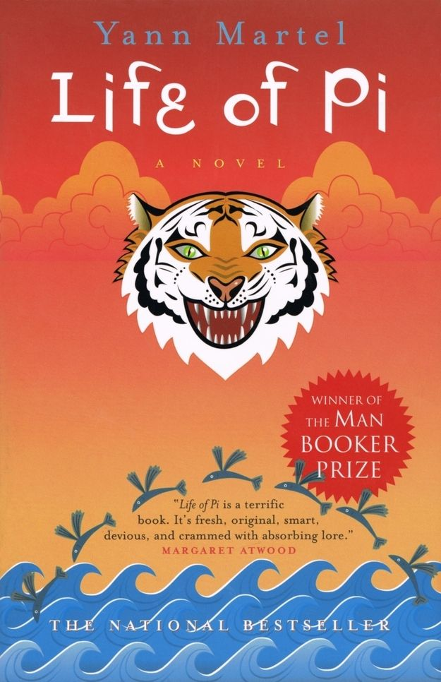 Life of Pi | 32 Books That Will Actually Change Your Life