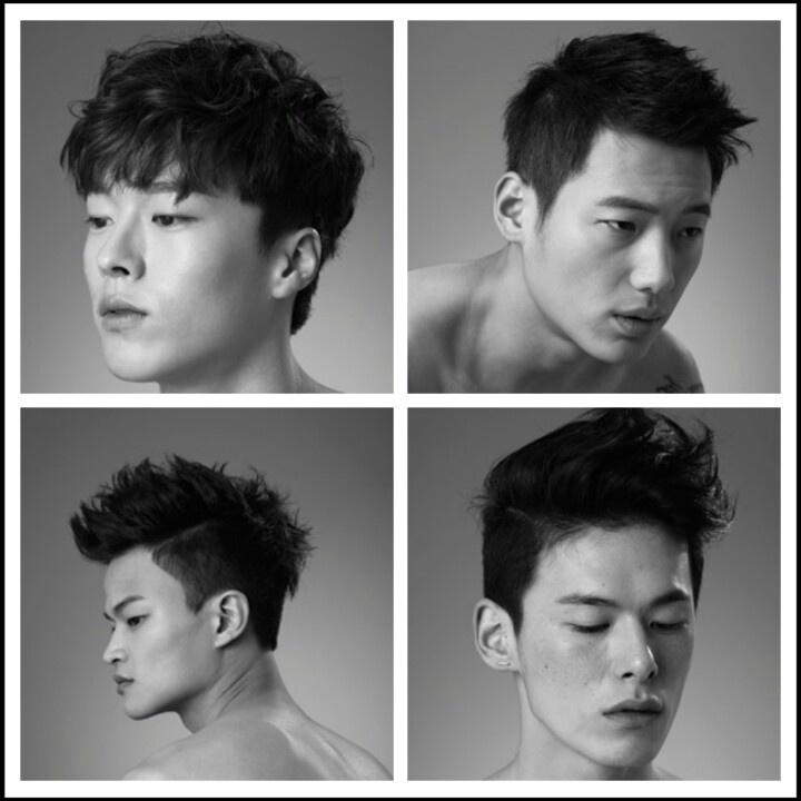 Awe Inspiring Different Hairstyles Hairstyles And Korean Men On Pinterest Short Hairstyles Gunalazisus