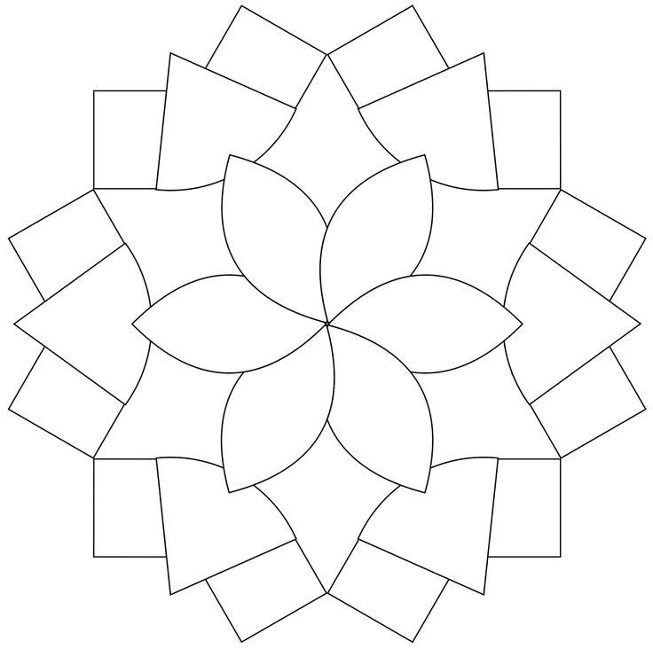 72 best images about template mandalas on pinterest