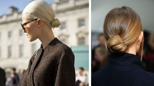 One of the most popular looks for 2015 is the low bun hairstyle. It is versatile and classic and a style that lends itself to any occasion. The low bun is also very flattering and the messy loose style can give you a really youthful look. Here's three ways to wear a low bun.