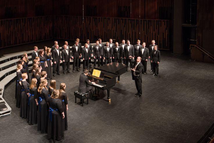 BYU School of Music Showcases Top Choirs