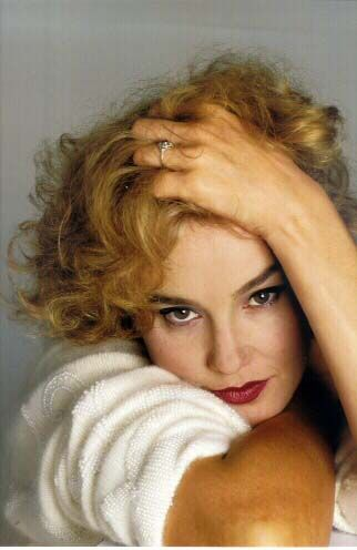 Jessica Lange - i think she looks amazing in her older age, too!