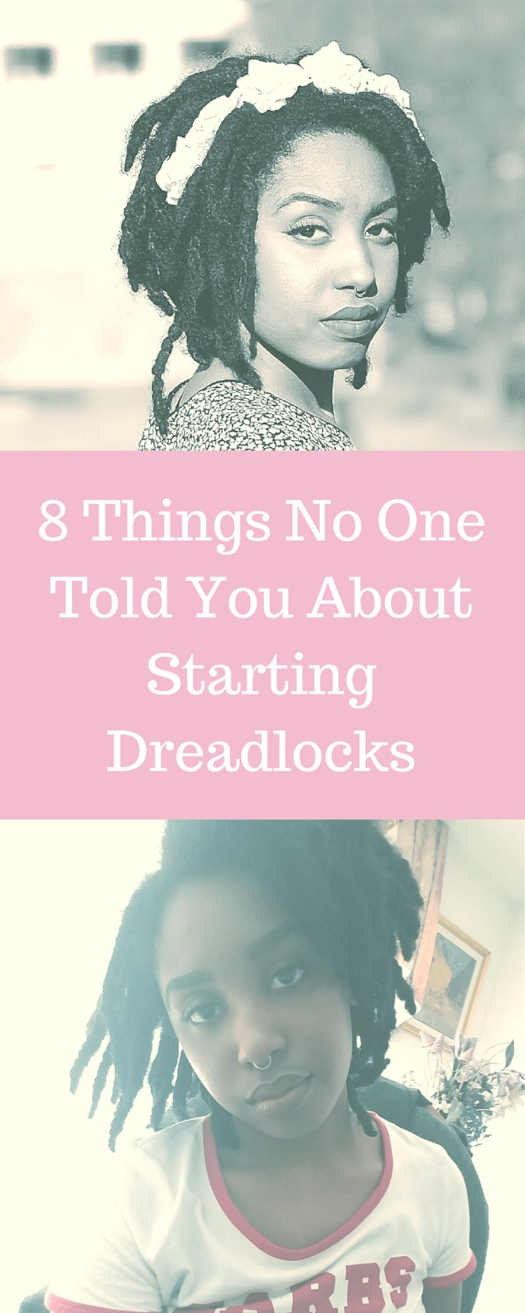 """Hey, are you thinking about starting your loc journey? Here are some things you probably didn't see on your Google search for """"starting locs."""" 