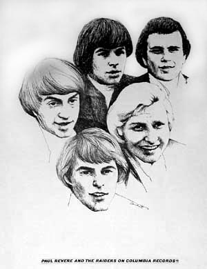 - Paul Revere and the Raiders -