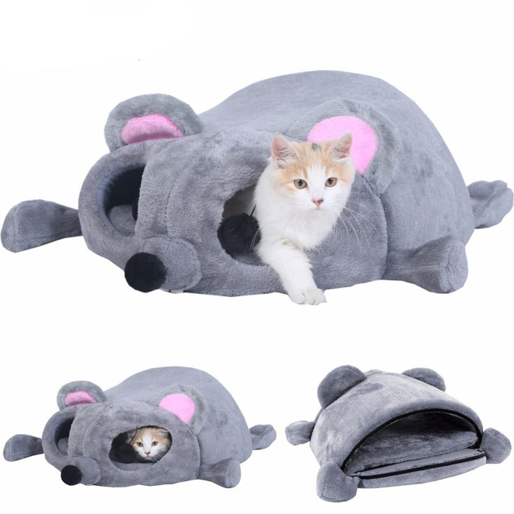 Hoopet Pet Dog Bed Warming Dog House Soft Material Nest Dog Baskets Fall and Winter Warm Kennel For Cat Puppy Drop shipping