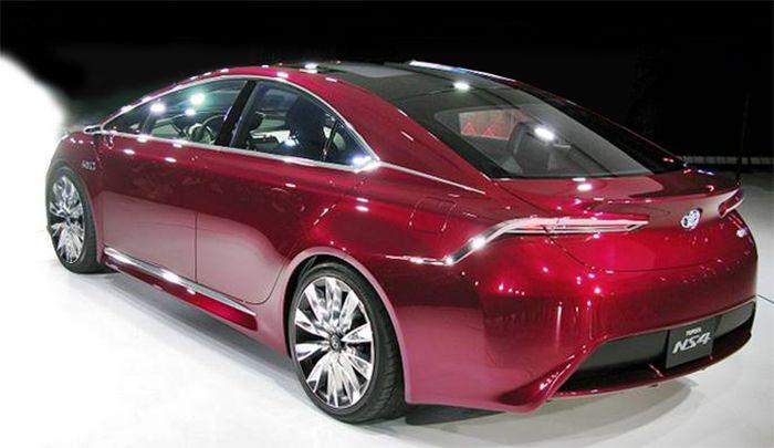 2018 Alfa Romeo Stelvio Price >> Toyota Camry 2018 New Concept | Toyota avensis, Toyota camry, 2017 toyota camry