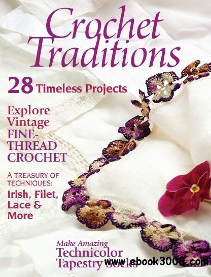 17 best crochet books images on pinterest crochet books crochet crochet traditions fall 2012 free ebooks download fandeluxe Images