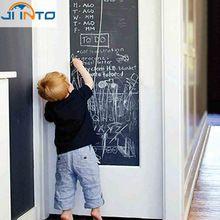 45x200 см Chalk Board доска Наклейки Съемный Винил Нарисовать Росписи Декора Искусство Этикет Доске Стикер Стены Для Детей номера(China (Mainland))