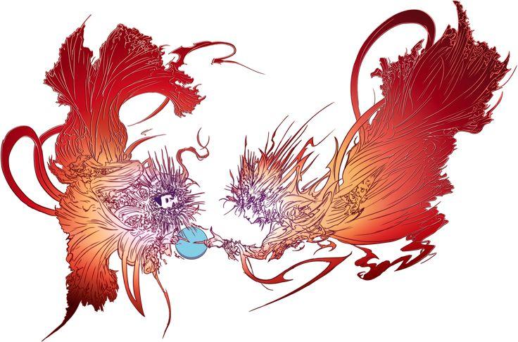 Final Fantasy Type-0 logo by eldi13.deviantart.com on @deviantART