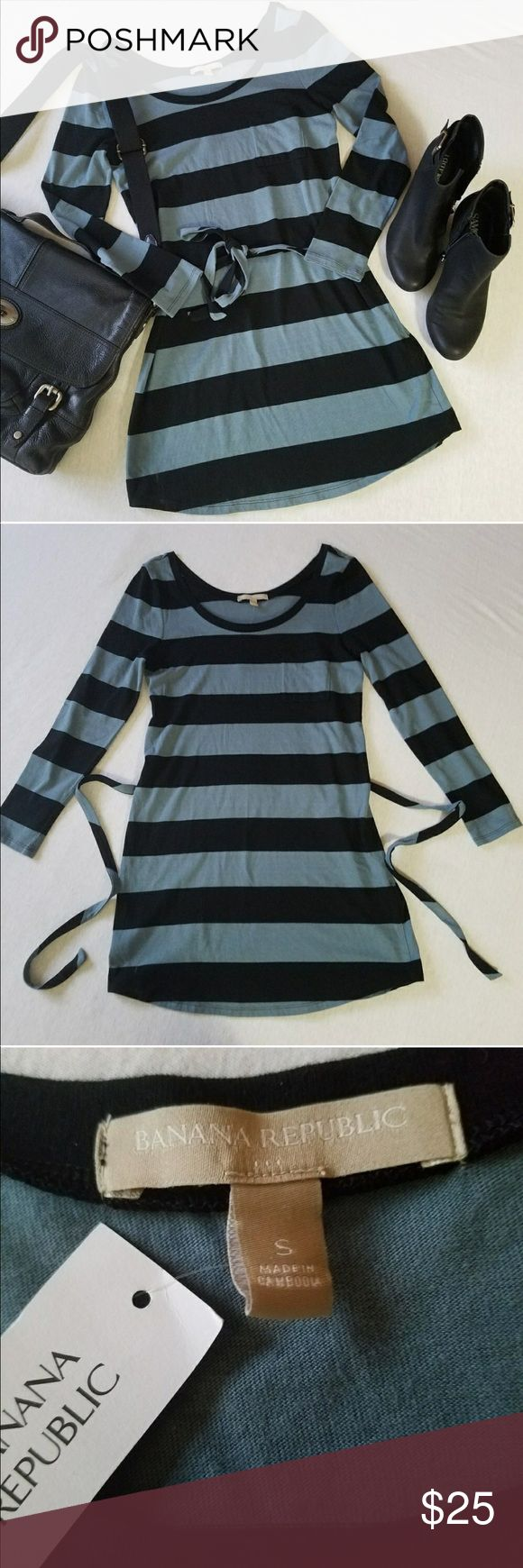 NWT Banana Republic T-shirt dress size S Cute and casual t-shirt dress with tags! Size S Banana Republic Dresses Mini