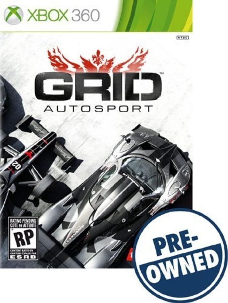 Grid Autosport Limited Black Edition - PRE-Owned - Xbox 360