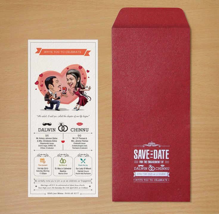 18 Engagement Invitation Message & Wording Examples To