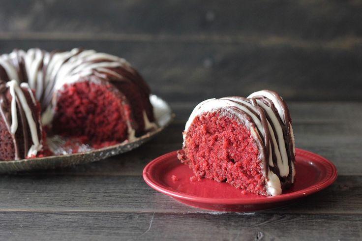 Recipe_Red Velvet Cake in Fluted Tube Pan