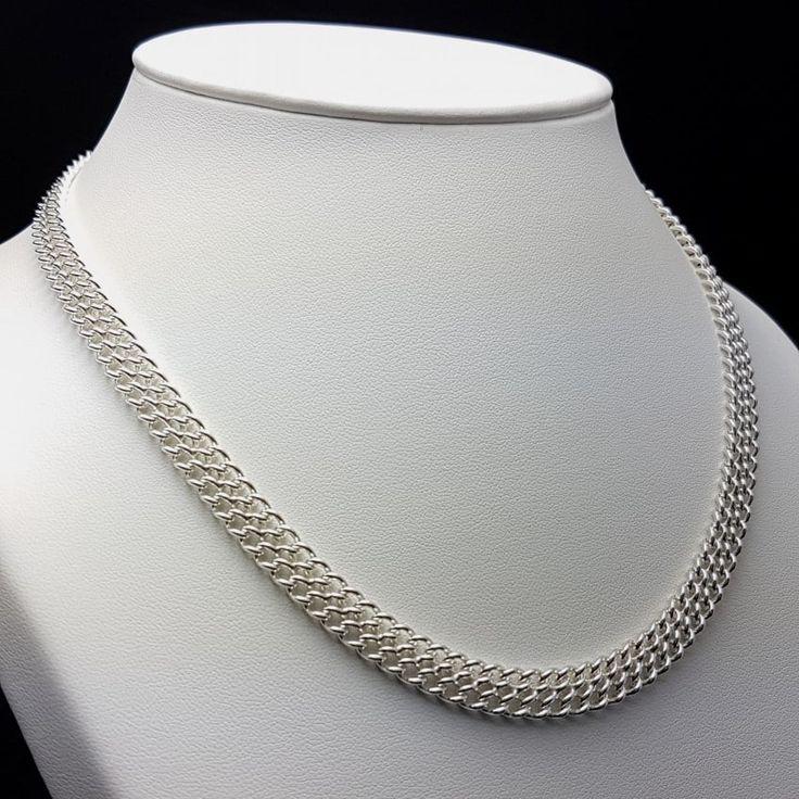 Tipos de cadenas de plata. Cadenas para hombre y cadenas para mujer. Cientos de modelos a precios muy bajos. Cómo limpiar y cuidar tus cadenas.