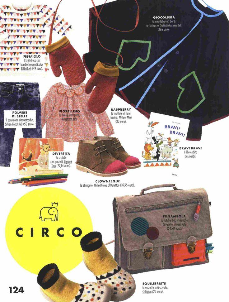 #SilvianHeachKids su #Elle #ElleKids. Trova il punto vendita Kids più vicino: http://www.silvianheach.com/it/stores/. #fashion #kids #press @elleitalia