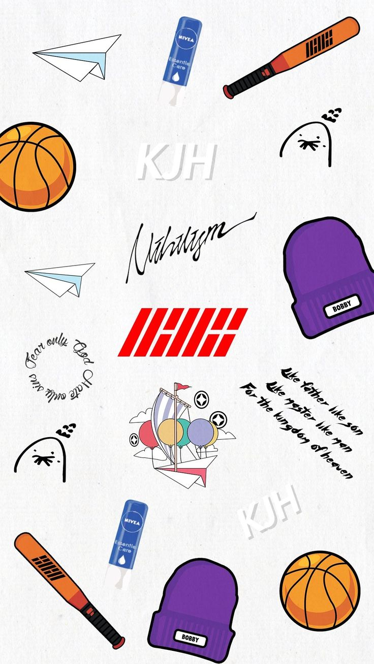 iKON Wallpaper Cr: iKONGrahic