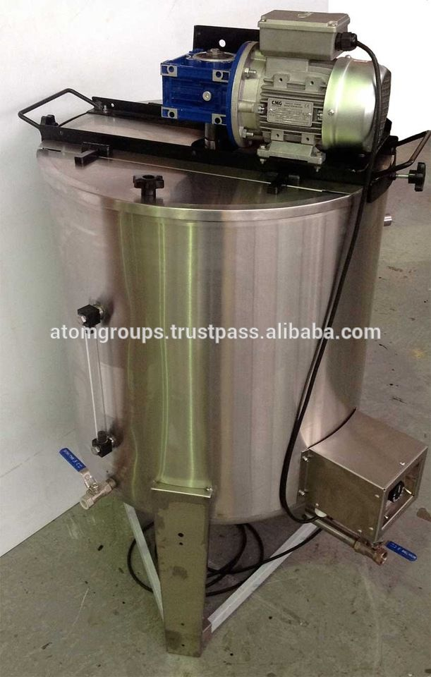 Stainless steel electric heating liquid soap mixing machine