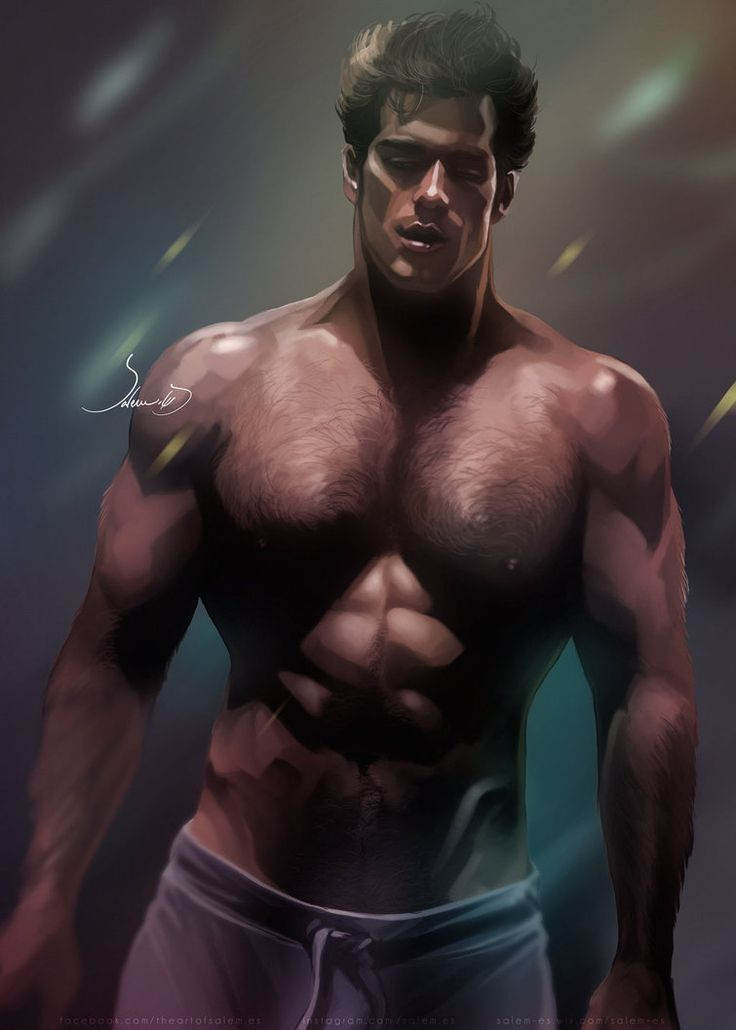 Henry Cavill by SALEM-ES on DeviantArt | The Amazon and ...