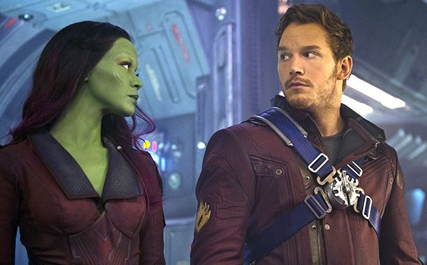 starlord and gamora relationship goals