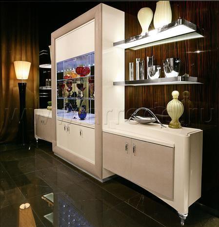 Композиция столовые комнаты Monte Napoleone 06, производитель REDECO – элитная мебель из Италии в салоне «ARREDO»