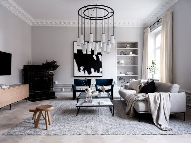 Tour A Refined Stockholm Home With A Serene Vibe And Scandinavian Aesthetic Aesthetic Home Refined Scandinavian Home Interior Design Inspiration Interior