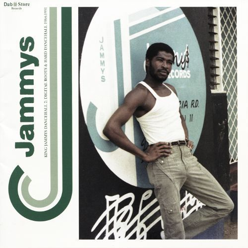 King Jammy's Dancehall, Vol. 2: Digital Roots & Hard Dancehall 1984-1991 [CD]