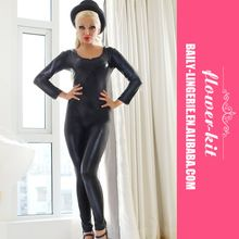 2014 Hot selling newest fashion women latex catsuit  Best Seller follow this link http://shopingayo.space