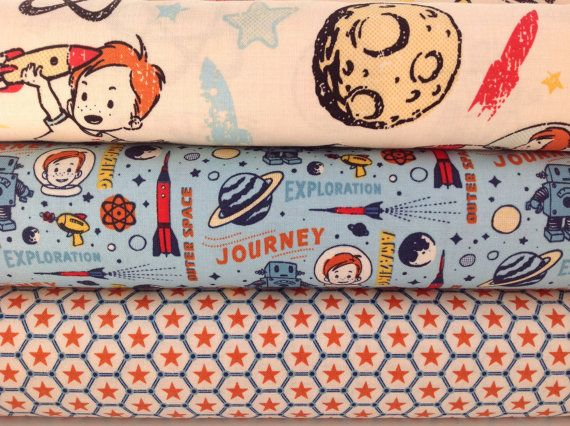 94 best retro space boy 39 s room images on pinterest child for Space boy fabric