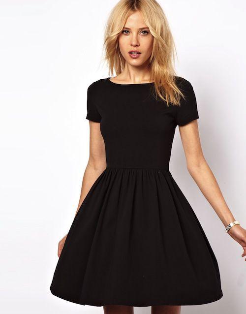 Top 5 robes noires - À la mode Montréal | À la mode Montréal
