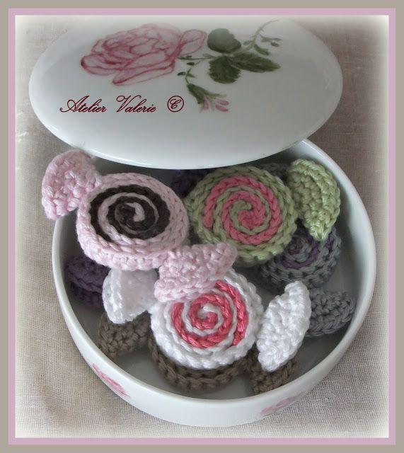 Atelier Valerie: Zoete snoepjes