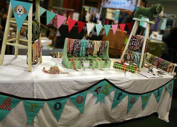 aroo studio our renegade craft fair booth