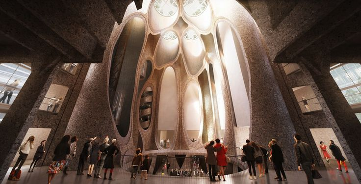 Heatherwick on the waterfront   What Design Can Do Blog