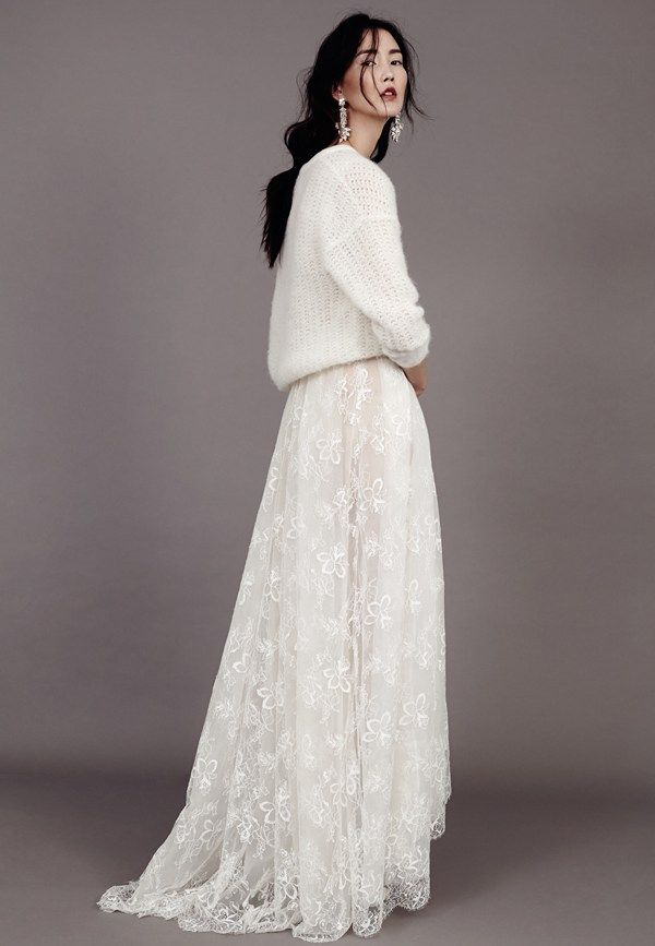 Kaviar Gauche - 20 of the best two-piece wedding dresses