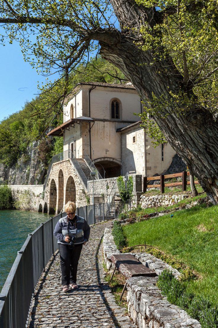 Scanno village