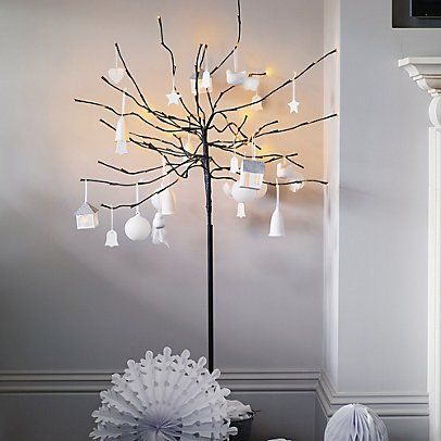 Fairy Light Tree | The White Company